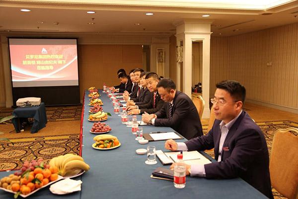 Chinese delegates