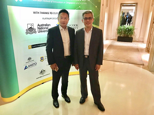 Beroni Group participated in Australian Medtech Mission to Singapore.