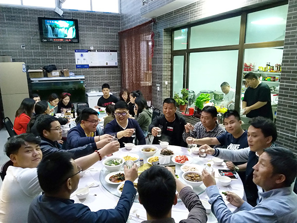 Labor Union Activity of Beroni —— A Trip To Beijing WTown