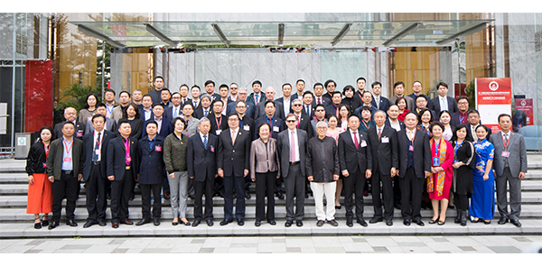 The Second Precision Medicine & Medical Care and Aging International Forum was held successfully at Sheraton Hotel, Nansha, Guangzhou, China.