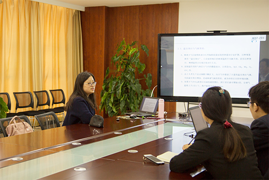 The staff of Beroni Group greater China production center participated in ISO9001 and ISO14001 training