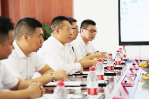 Tianjin Association of Science and Technology's Visit to Beroni Group